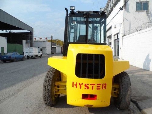 montacargas hyster