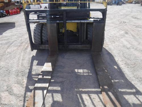 montacargas hyster h155xl2 14200 lbs 17 ft. folio 13049