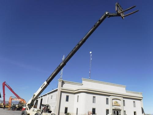 montacargas ingersol rand 4.5 ton. 45.5 ft.. folio 12902