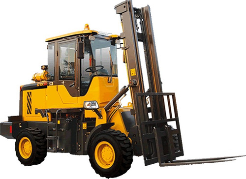 montacargas iron afd 30t - 75hp - diesel