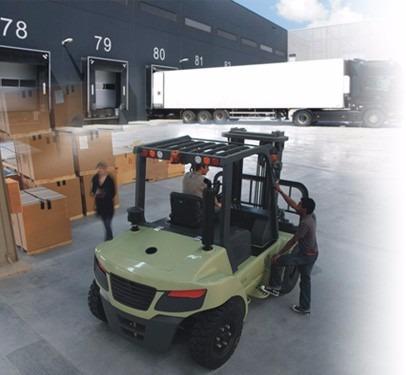 montacargas iron ifd 100t - 110hp - diesel