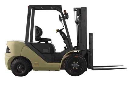 montacargas iron ifd 25t - 52hp - diesel