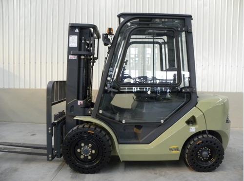 montacargas iron ifd 30t - 52hp - diesel