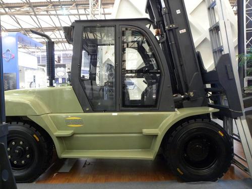 montacargas iron ifd 80t - 110hp - diesel
