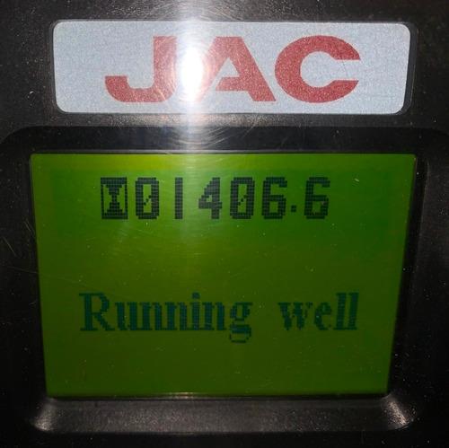 montacargas jac 2.5 tn modelo 2017