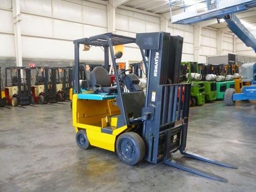 montacargas komatsu 2003 electrico 5000 lb modelo fb25shg-5