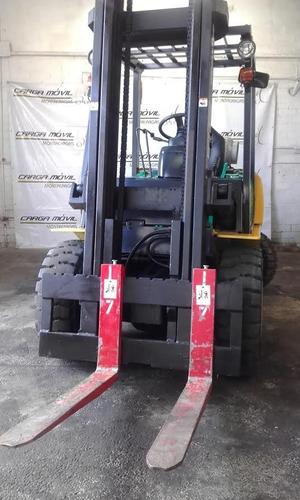 montacargas komatsu 2009, para 9000 lbs, entrega inmediata