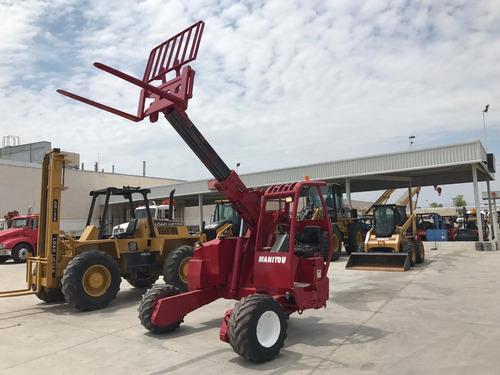 montacargas  manitou tmt320flht7w para 2.7 ton 2005