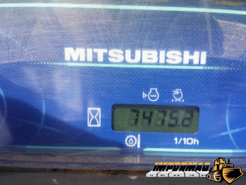montacargas mitsubishi fgc20n-lp de gas l.p. cap 4000 libras