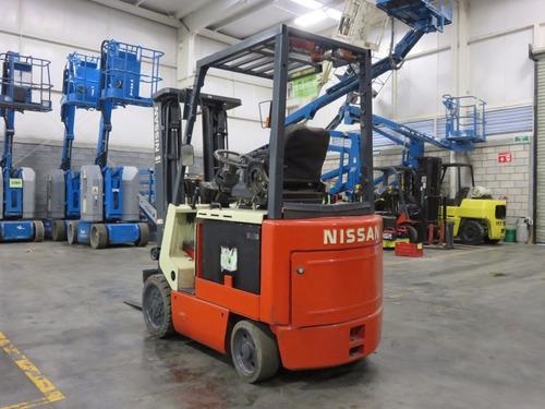 montacargas nissan 5000 lb electrico modelo cwp02ls5s