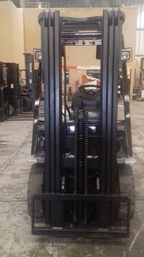 montacargas nissan rudomatico 5000 lbs