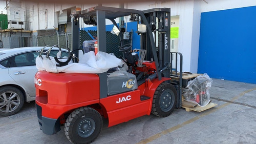 montacargas nuevo jac forklift 2.5 tons