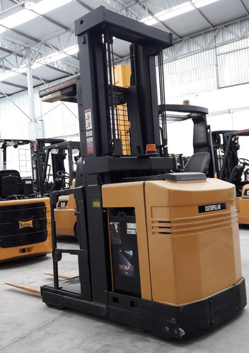 montacargas order picker caterpillar