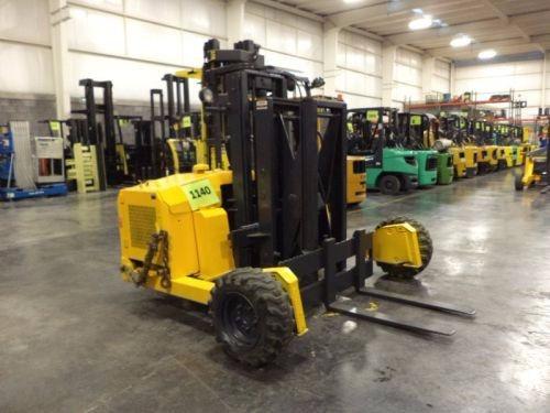 montacargas portatil moffett 2001 diesel 3600 lb m3603stm
