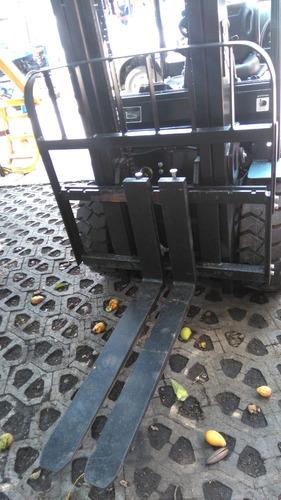 montacargas royal 3 toneladas duplex nuevo venta o renta
