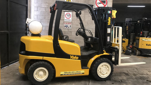 montacargas seminuevo yale,hyster,cat,toyota 8000 lbs
