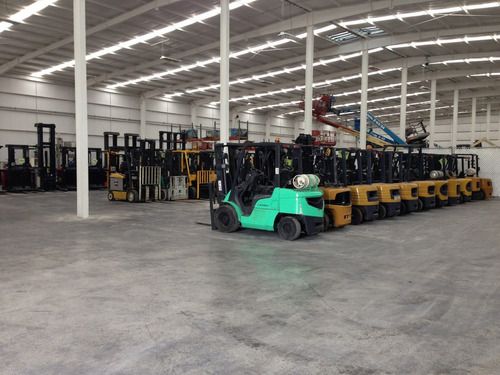 montacargas tcm 2000 gasolina 6000 lb fg30n8t