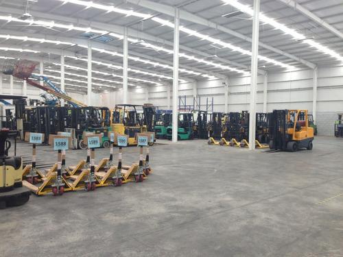 montacargas toyota 2000 diesel 8000 lb 5fd35