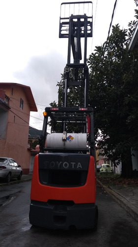 montacargas toyota 2012 seminuevo, yale cat nissan