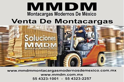 montacargas toyota 2013 5000 lb (yale,nissan.clark,hyster)