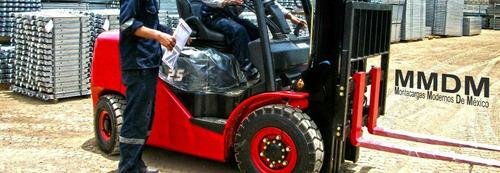 montacargas toyota 2014 5000 lb (nissan,hyster,yale,clark)