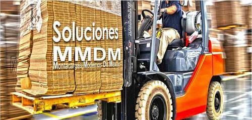 montacargas toyota 2015 seminuevo 2.5 toneladas usado