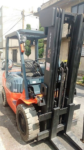 montacargas toyota 6000lbs 2006 (yale,hyster,nissan,cat)