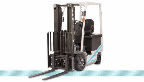 montacargas unicarriers bxc50 5000lbs vegusa maquinaria