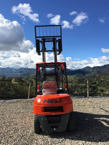 montacargas usados heli elevadores apilador 3 toneladas 2018