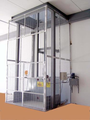 montacargas y ascensores residenciales
