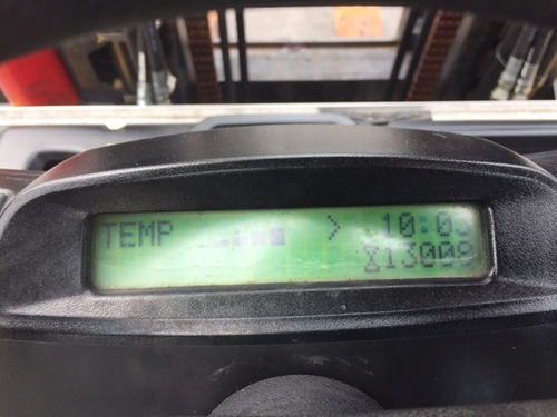 montacargas yale  15,500 libras año 2013  gas lp rudomatico