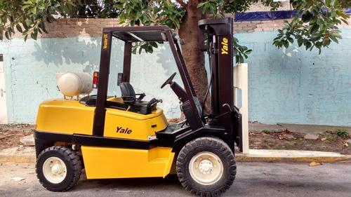 montacargas yale 2007 10,000 lbs (5 toneladas)