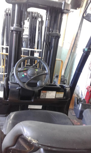 montacargas  yale 2009, cap 5000 lbs,