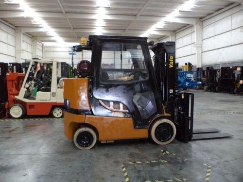 montacargas yale  gas lp  8000 lb modelo glc080vxngsf084