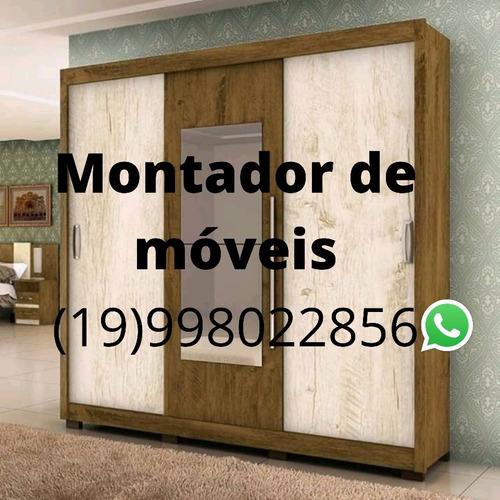 montador de móveis em rio claro  (19) 998022856
