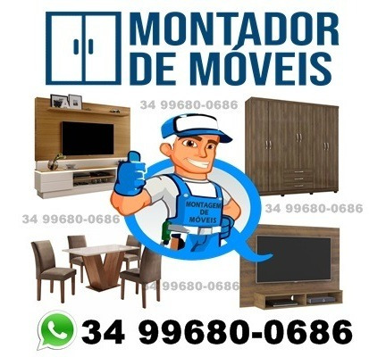 montador de móveis uberaba