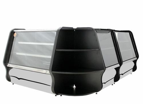 montagem de balcao pra padaria lanchonete vitrines  caixa