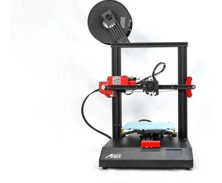 montagem de impressora 3d à domicílio.