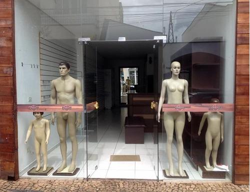 montagem de loja completa