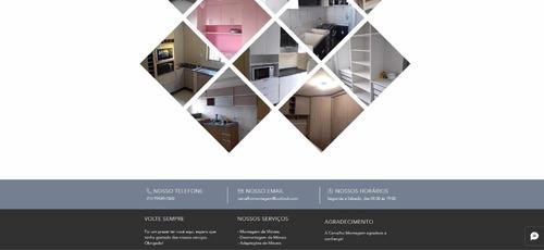 montagem de móveis e adaptaçães