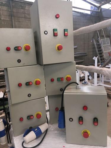 montagem de painel elétrico