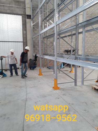 montagem e desmontagem de estruturas metálicas
