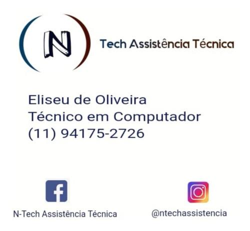 montagem e manutenção de computadores e notebooks
