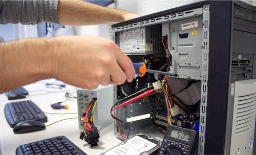 montagem e manutenção de computadores, suporte de t.i