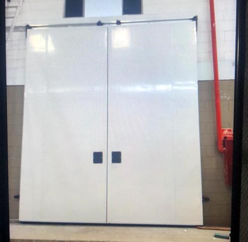 montagem e manutenção de portas e câmaras frias