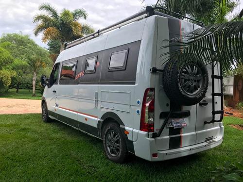 montagem motorhome globe custom 2017/2018 -  expedition s