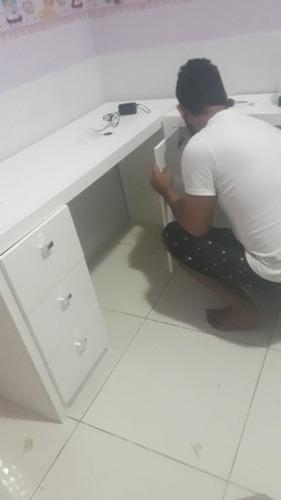 montagem/desmontagem/manutenção de móveis