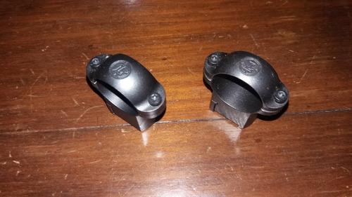 montaje anillas leupold cz 527 usadas