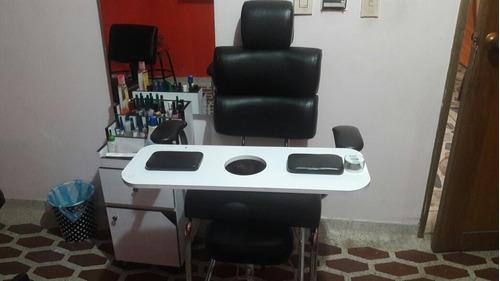 montaje de peluqueria