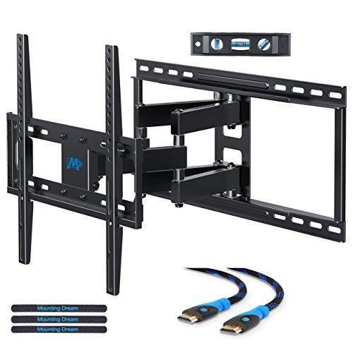 montaje dream md2380-24 soporte de montaje en pared para tv